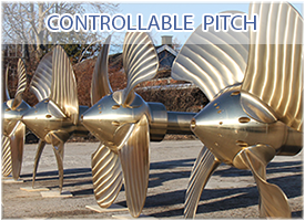 Controlable Pitch Propellers